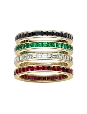 BESPOKE STACKING RINGS